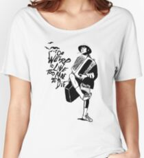 Weird and Rare - Fear Loathing Vegas Women's Relaxed Fit T-Shirt