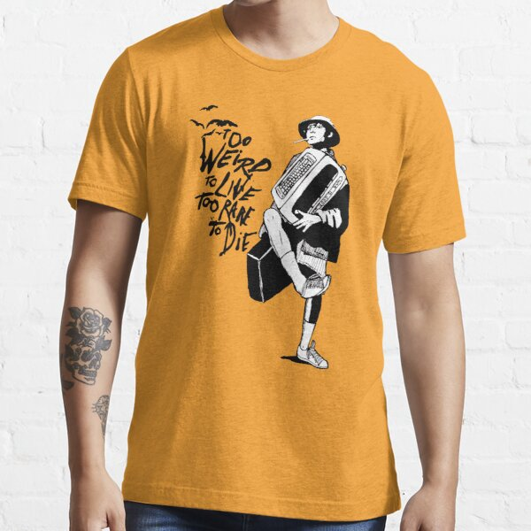 Weird and Rare - Fear Loathing Vegas Essential T-Shirt