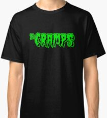 The Cramps (green) Classic T-Shirt