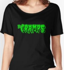 The Cramps (green) Women's Relaxed Fit T-Shirt