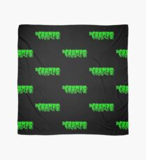 The Cramps (green) Scarf