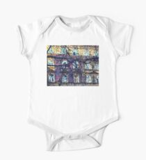 Cracow architecture One Piece - Short Sleeve