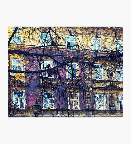 Cracow architecture Photographic Print