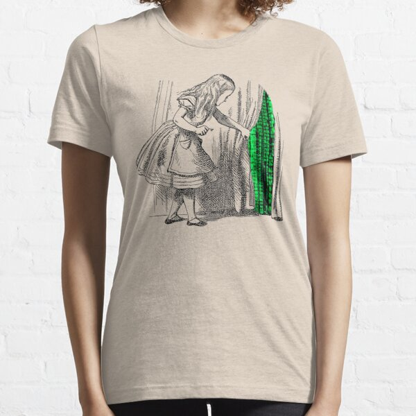 Follow the white rabbit Essential T-Shirt