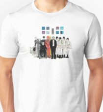 Stanley Kubrick Slim Fit T-Shirt
