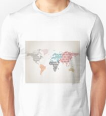 Person map T-Shirt