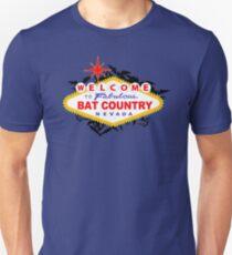 Camiseta ajustada Bat Country