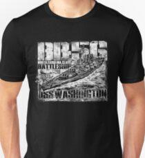 Battleship Washington T-Shirt