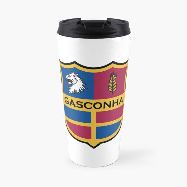 Blason gascon - Badge Mug isotherme