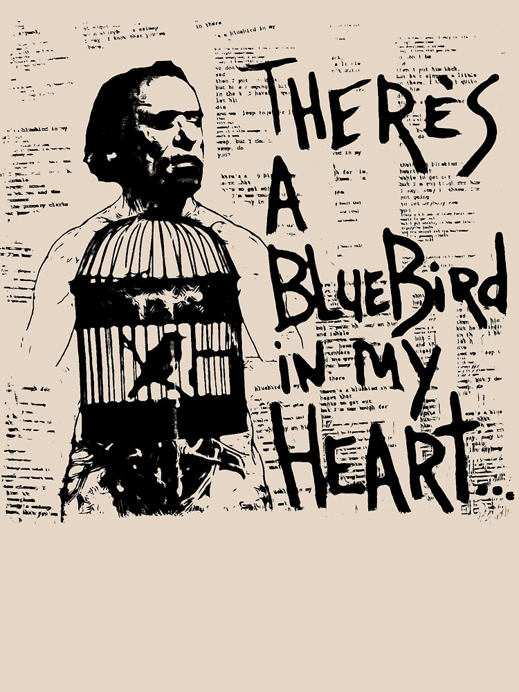Bukowski Quote | Unisex T-Shirt