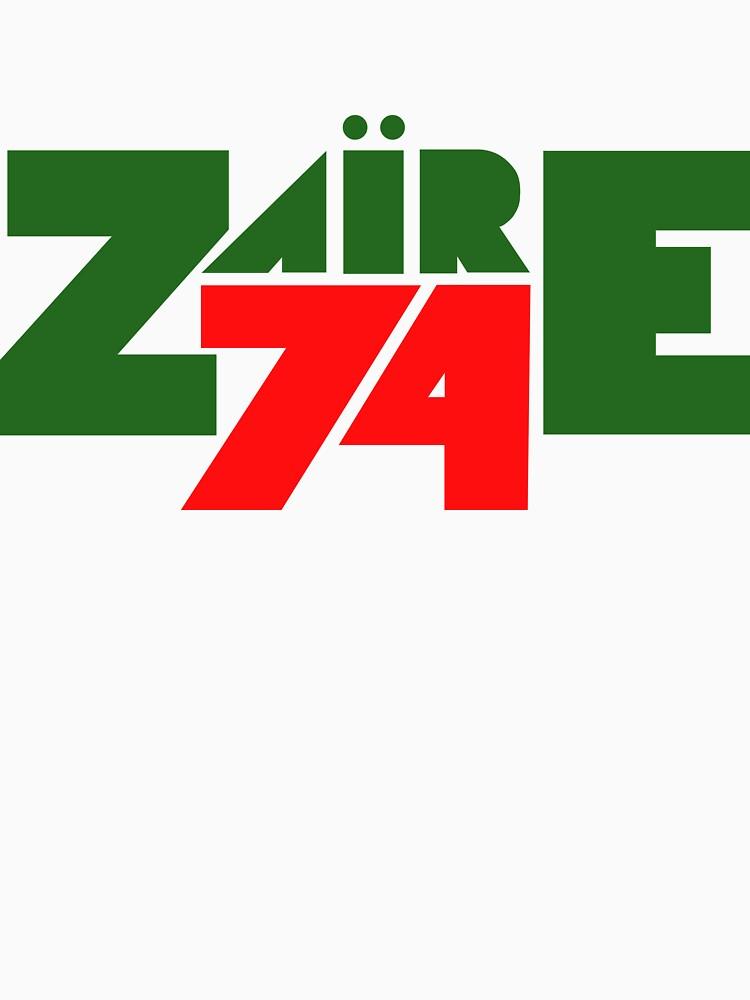 Zaire 74' - Rumble in the Jungle by twentyfourhours