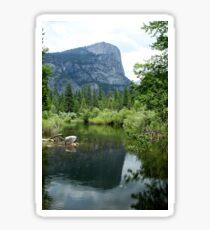 Mirror Lake Sticker