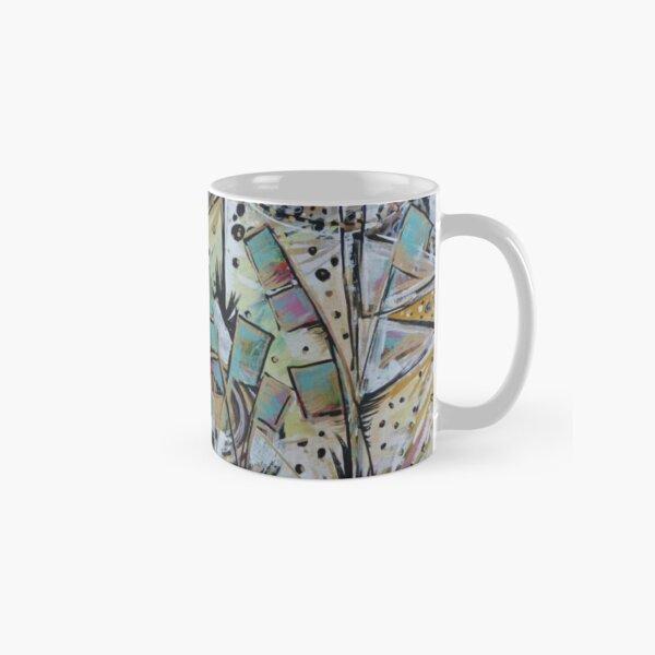 Glastonbury festival themed prints and merch Classic Mug