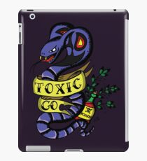 Toxic Pokemon iPad Case/Skin