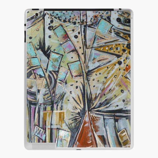 Glastonbury festival themed artwork and prints iPad Skin