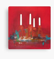 Battersea Power Station Canvas Print