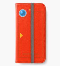 Déxter iPhone Wallet/Case/Skin