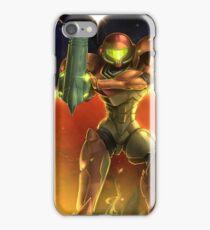 Metroid 30th Anniversary - Samus Aran iPhone Case/Skin