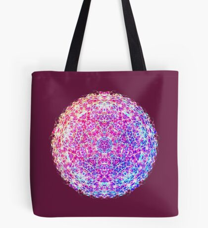 Giant planet Tote Bag