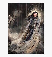 Fingolfin fordert Mogoth heraus Fotodruck