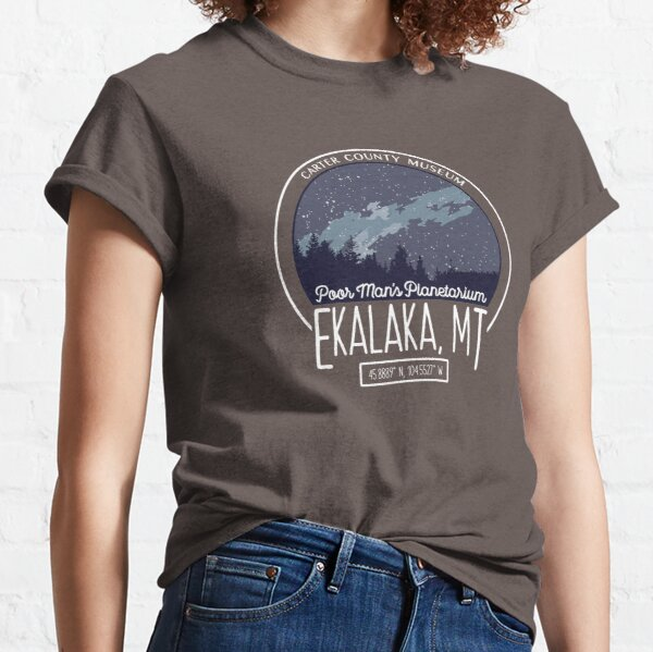 Poor Man's Planetarium Classic T-Shirt