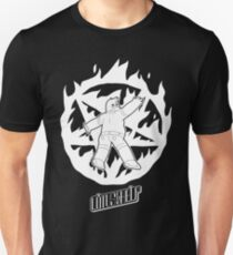 Lotus For Help - Ross Boston Demon Summoner - WHITE Unisex T-Shirt