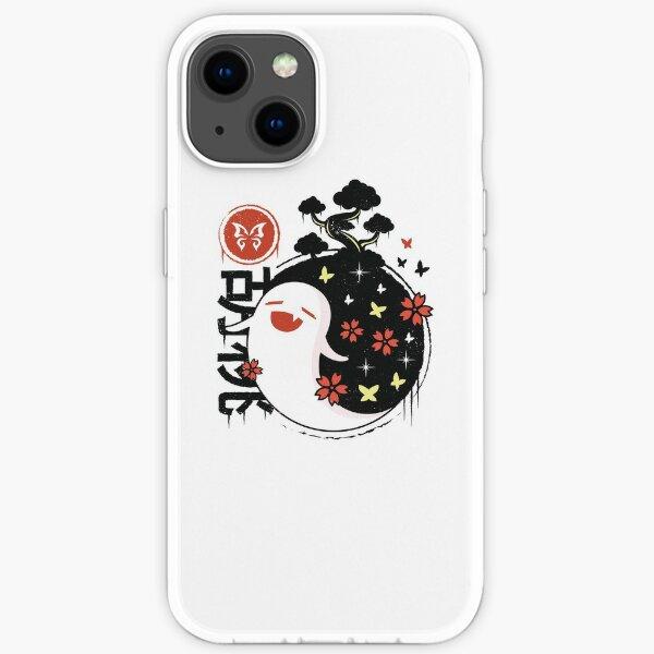 Genshin Impact Hu Tao Ghost iPhone Flexible Hülle