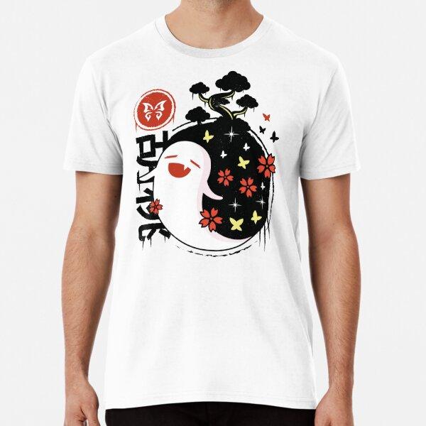Genshin Impact Hu Tao Ghost Premium T-Shirt