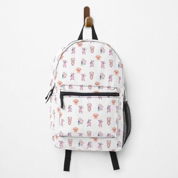 Pig-pack-cute-guinea pig-animal-Sticker Pack Backpack