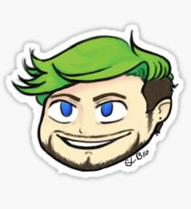 Chibi Jack Sticker