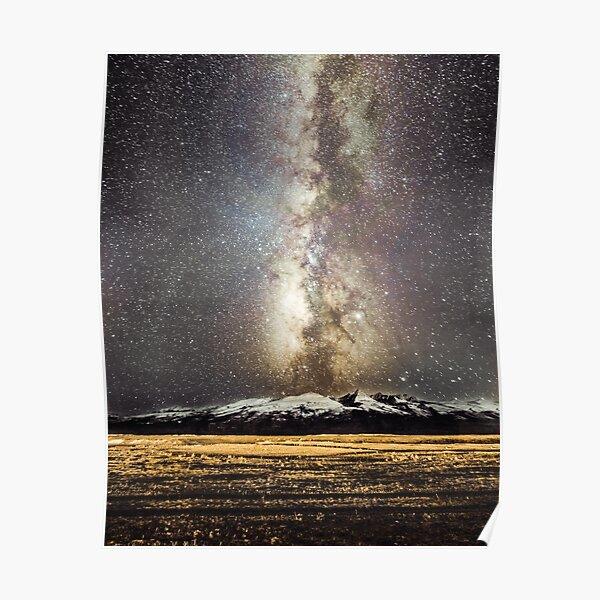 Tibetan nights Poster