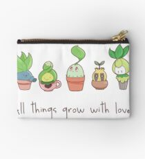 ALL THINGS GROW WITH LOVE Studio Pouch