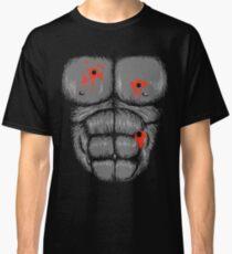 Harambe Halloween Costume - Shot Gorilla Chest Classic T-Shirt