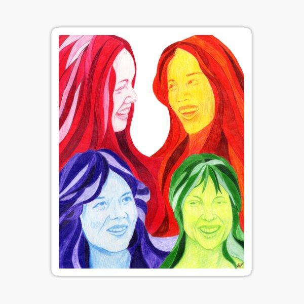 Fanny Sticker