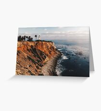 Point Vincent Lighthouse - California - Color Greeting Card