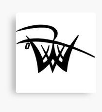 Unofficial Logo Canvas Print