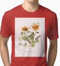 Botanical Prints Tri-blend T-Shirt