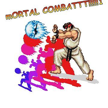 mORTAL COMBATTT!!!!!1 by NormalSizedDeet