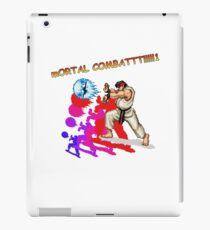 mORTAL COMBATTT!!!!!1 iPad Case/Skin