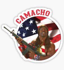 Camacho Sticker