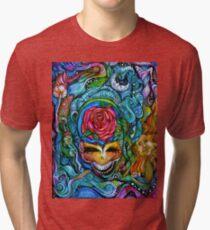 Stealie Tri-blend T-Shirt