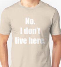 Gym Home Unisex T-Shirt