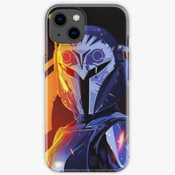 Bo Katan Kryze iPhone Soft Case
