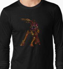 Metroid Neon Long Sleeve T-Shirt