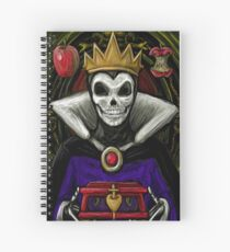 The Stepmother Spiral Notebook