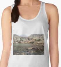 Peacock Lake, Colorado. Women's Tank Top