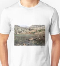 Peacock Lake, Colorado. T-Shirt