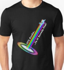 Sonic Rainboom - Basic Unisex T-Shirt
