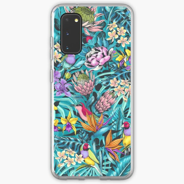 Stand Out! (cool teal) Samsung Galaxy Soft Case