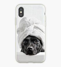 L'heure du bain Coque et skin iPhone